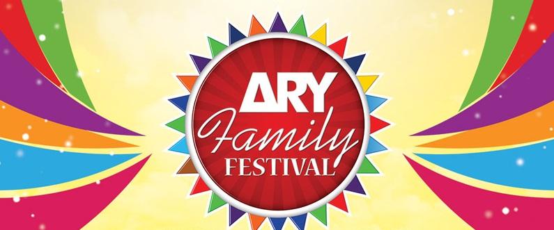 ARY FAMILY FESTIVAL 2015